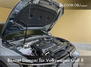 core OBJ select<br>Bonnet Damper<br>for Volkswagen Golf8