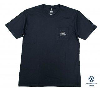 【数量限定】<br>Volkswagen Original T-Shirt<br>2021 summer 5304BK ブラック
