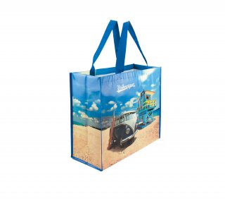<img class='new_mark_img1' src='https://img.shop-pro.jp/img/new/icons55.gif' style='border:none;display:inline;margin:0px;padding:0px;width:auto;' />Volkswagen SHOPPER BAG<br>BRISA : VW T1 BUS BEACH LIFE