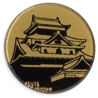 蒔絵マスクチャーム「WAKUPITA(わくぴた)」 単品 �城