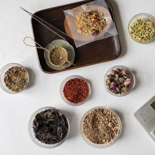 オーダーメイド薬膳茶(5-6種類)※2回目以降のご注文の方