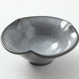 氷彩貫入小鉢(網走)A型