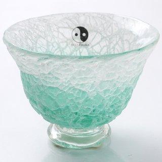 幻氷 ぐい飲み ライトグリーン