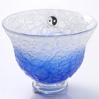 幻氷 ぐい飲み ブルー