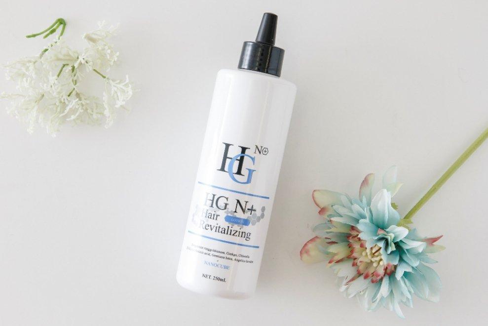 薬用 HG ヘアリバイタライジングN+<br>育毛ローション