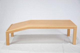 【メーカー参考価格の53%〜OFF】現品限り モデルルーム展示品 ACTUS エホンナナメテーブル【送料無料】29574