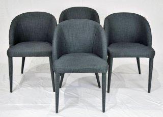 【メーカー参考価格の53%〜OFF】現品限り モデルルーム展示品 moda en casa HOLD chair ダイニングチェア 4脚セット【送料無料】28829