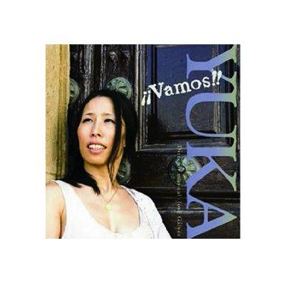 "CD""今枝友加""待望の初ソロアルバム『¡¡Vamos!!』"