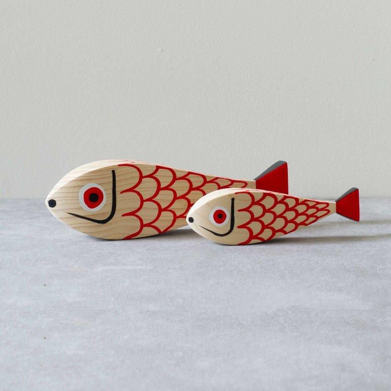 Wooden Dolls / Mother Fish & Child (Vitra/ヴィトラ)