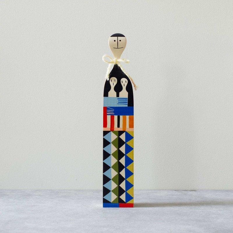 Wooden Dolls No.5 (Vitra/ヴィトラ)