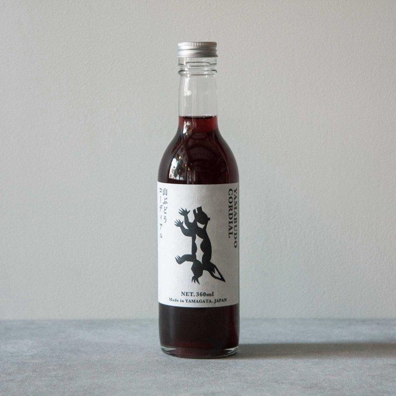 山ぶどうコーディアル (KUZURI)