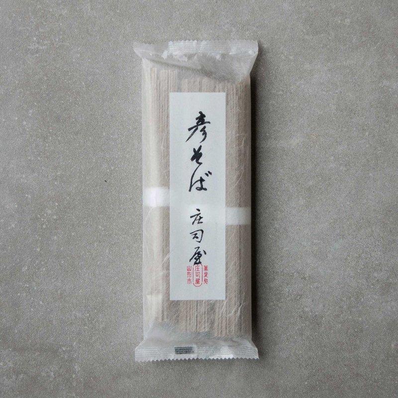 庄司屋の彦そば (乾麺)