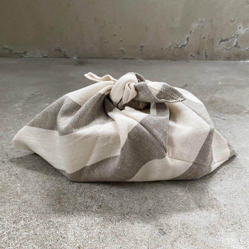 F/style/亀田縞の弁当包み