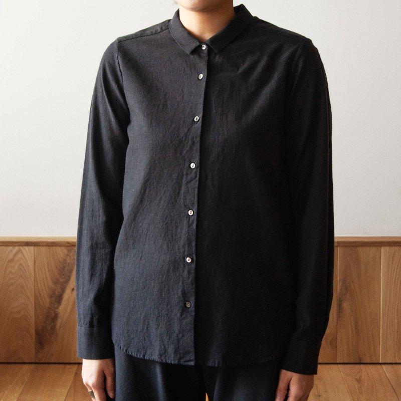 F/style/亀田縞のベーシックシャツ