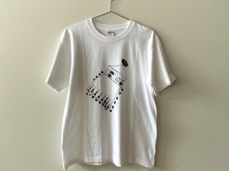 <img class='new_mark_img1' src='https://img.shop-pro.jp/img/new/icons13.gif' style='border:none;display:inline;margin:0px;padding:0px;width:auto;' />わたしのTシャツ(イカ) /  わたしの会社
