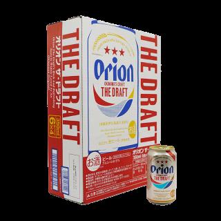 オリオン ザ ドラフト 350ml 缶 24本