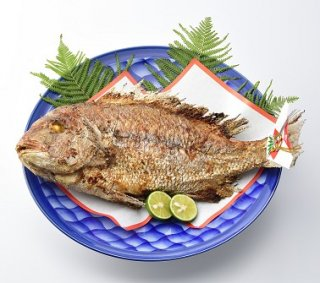 焼鯛〈12月31日限定商品〉