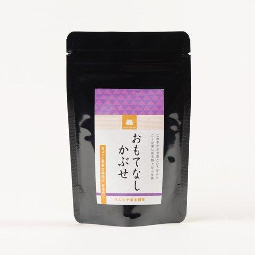 かぶせ茶 おもてなしかぶせ 50g │ マルシゲ清水製茶
