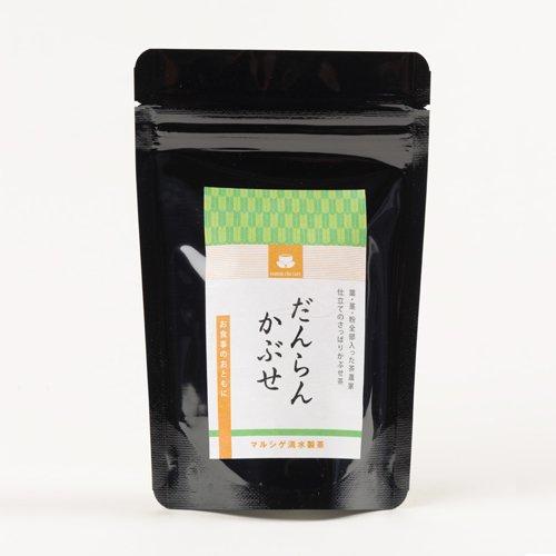 かぶせ茶 だんらんかぶせ 100g │ マルシゲ清水製茶