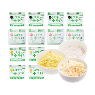 【賞味期限2028年3月〜】レスキューライス 12食セット
