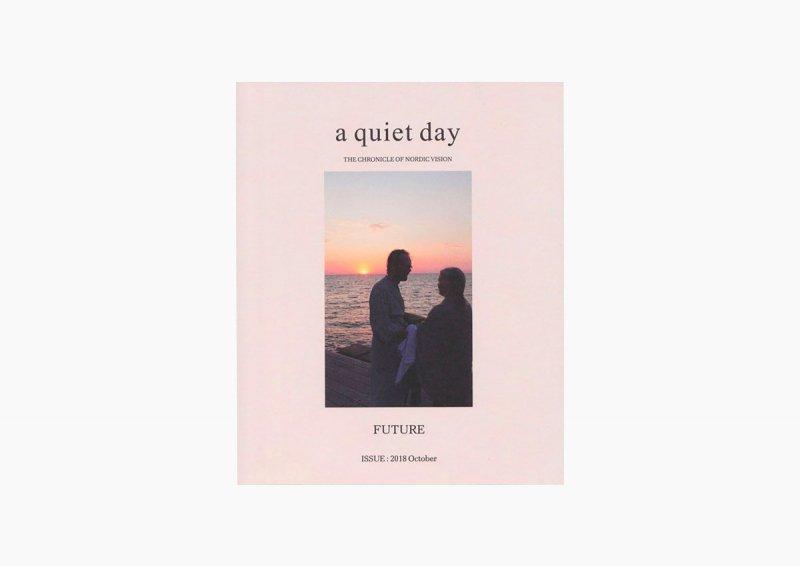 a quiet day 2018 October