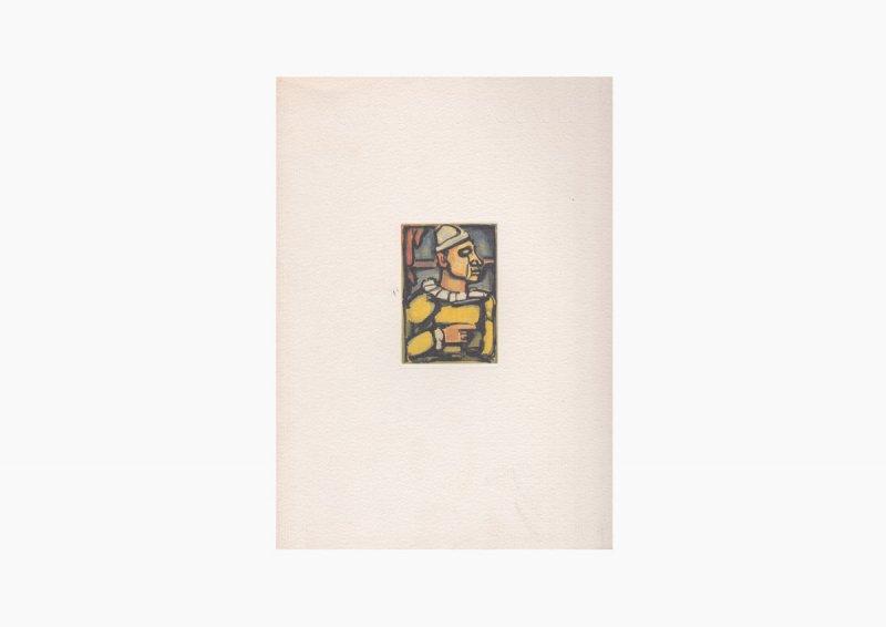 ジョルジュ・ルオー名作版画展 1992