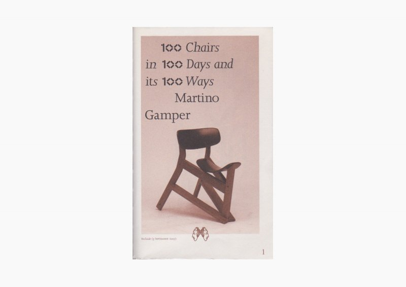 100 Chairs in 100 Days and its 100 Ways