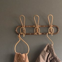 【即納】JUGRAS Rattan wall hook<img class='new_mark_img2' src='https://img.shop-pro.jp/img/new/icons8.gif' style='border:none;display:inline;margin:0px;padding:0px;width:auto;' />