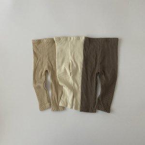 rib leggings / Aosta