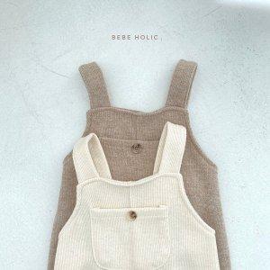 【予約】pepe suspenders suit / Bebeholic no.30016