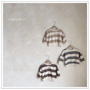 【予約】cloud stripe mtm / nunubiel no.4004