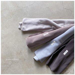 【予約】fleece muffler / nunubiel no.4005
