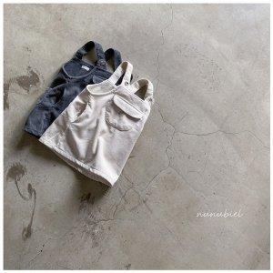 【予約】milk tea suspenders op / nunubiel no.4006
