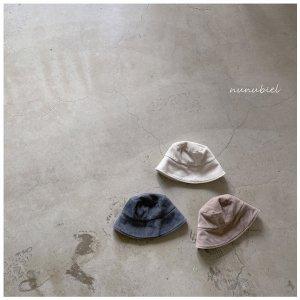 【予約】milk tea hat / nunubiel no.4006