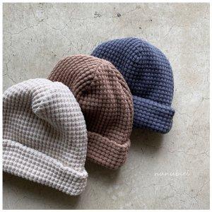 【予約】big waffle hat / nunubiel no.40012
