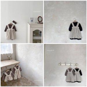 【予約】rizzle apron -kids- / nunubiel no.40013