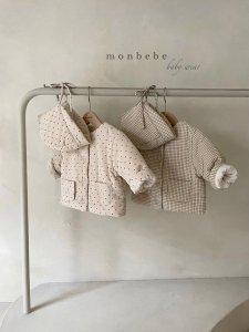 【予約】enfant jacket set / Monbebe no.10022