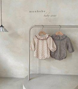 【予約】Isabella suit / Monbebe no.10025