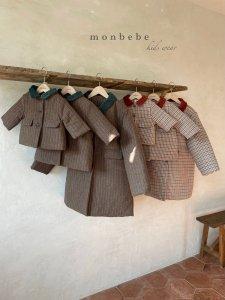 【予約】royal jacket -bebe- / Monbebe no.10026