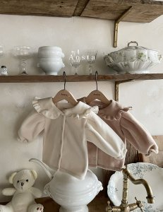 【予約】lina blouse / Aosta no.2003
