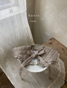【予約】grace cape / Aosta no.20011