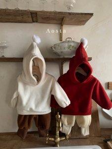 【予約】pygmy hoody / Aosta no.20016