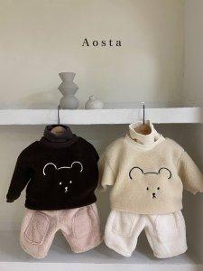 【予約】chocolate bear mtm / Aosta no.20022