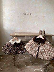 【予約】bagel cloak / Aosta no.20026