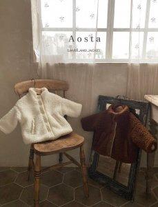 【予約】lamblamb jacket / Aosta no.20014