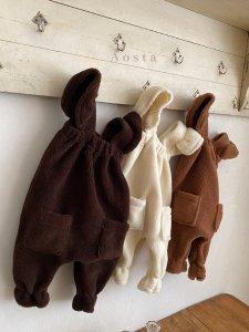 【予約】chocolate overall / Aosta no.20022