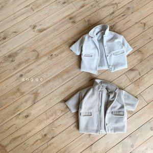 【予約】hazel long coat -kids- / Anggo no.8006