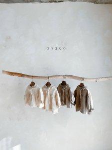 【予約】latte blouse -kids- / Anggo no.8009