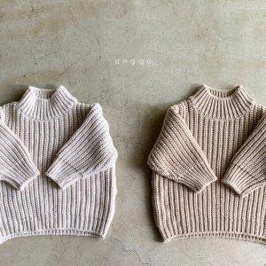 【予約】mont blanc knit -kids- / Anggo no.80010