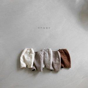 【予約】bakery pants -kids- / Anggo no.80015
